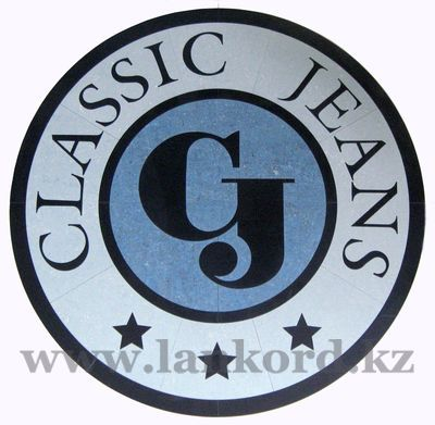 """Classic Jeans"" Logo"