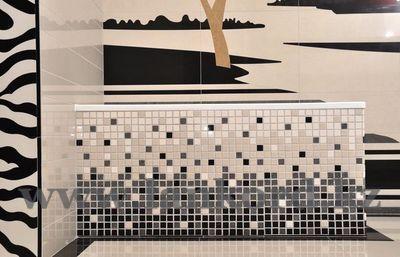 Decor Mosaic in Bath