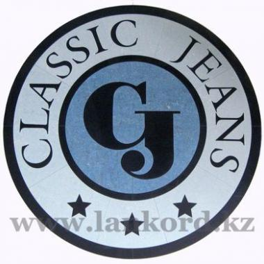 """Classic Jeans"" Logo"