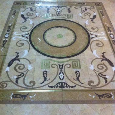"""""""Magic carpet"""" panel"""