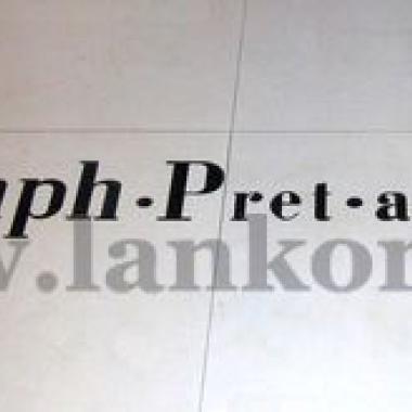 """Triumph-Pret-a-Porter"" Logo"