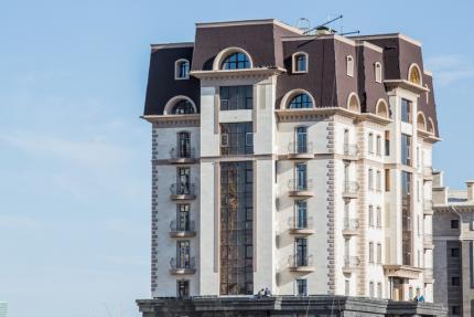 г.Астана ЖК класса de Luxe по коргалджинскому шоссе