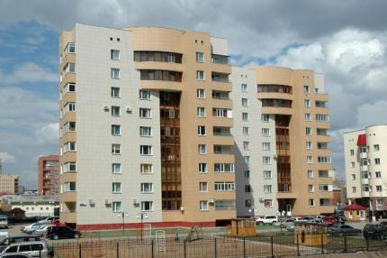 Apartment Complex, Irchenko str.