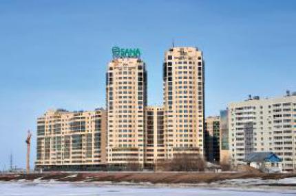 """Sana"" Apartment Complex"